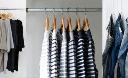 Como ser estilosa com roupas básicas?