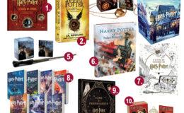 Onde comprar: Livros e itens de Harry Potter na promoção!