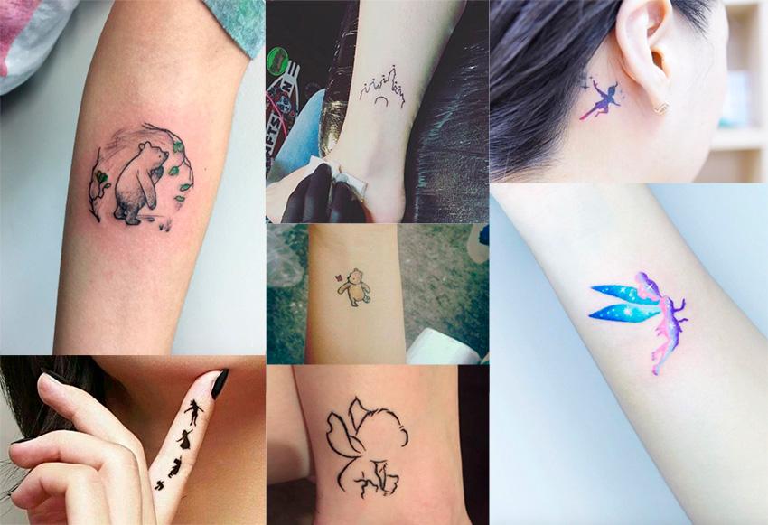 tattoos-discretas-disney