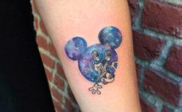 Tatuagens inspiradas em filmes da Disney