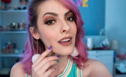 Tutorial de maquiagem inspirada na Melanie Martinez