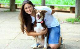 Adestramento de cães, uma nova profissão para mulheres