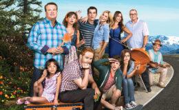 Séries de comédia sobre família