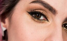 Transformando o visual com lentes de contato coloridas
