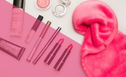 Testando versões populares da Toalha Makeup Eraser