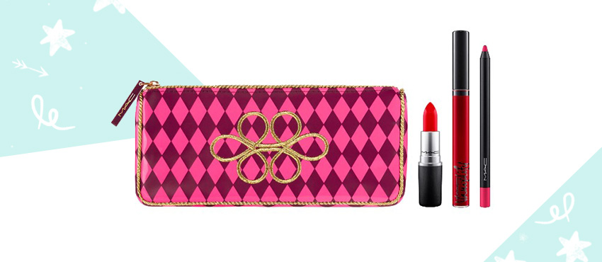 Nutcracker-Kit-para-Lábios-Red-Lip-Bag-mac