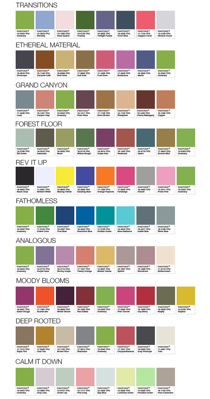Pantone-Color-of-the-Year-2017-Color-Palette