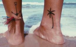 Como cuidar da tatuagem no verão
