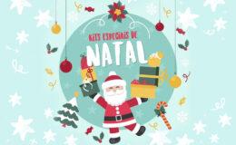 Sugestão de Presente: Kits Especiais de Natal por até R$249