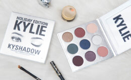 Testando a Paleta Kyshadow Holiday Edition da Kylie Cosmetics