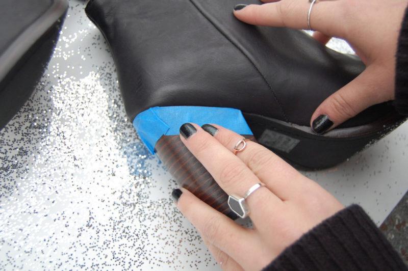 DIY-botas-de-glitter-03-faça-você-mesmo