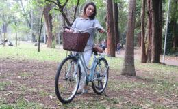 Bicicleta estilo retrô da Gama Bikes Brasil