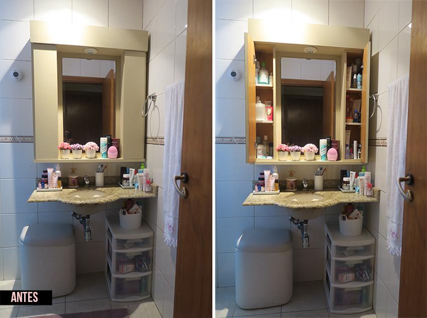 antes-organização-produtos-de-beleza-no-banheio