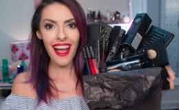 Unboxing: Conhecendo os melhores produtos da Kat Von D