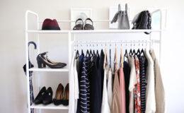 5 lições que eu aprendi tendo um guarda-roupa minimalista