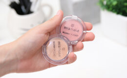 Achado na 25: Resenha Blush Pocket Mia Make
