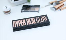 Paleta de Iluminadores Hyper Real Glow da MAC