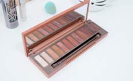BEST X BOXTA: Paleta Naked Heat da Urban Decay