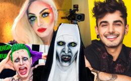 Maquiagem Artística: Conheça o Canal do Victor Nogueira