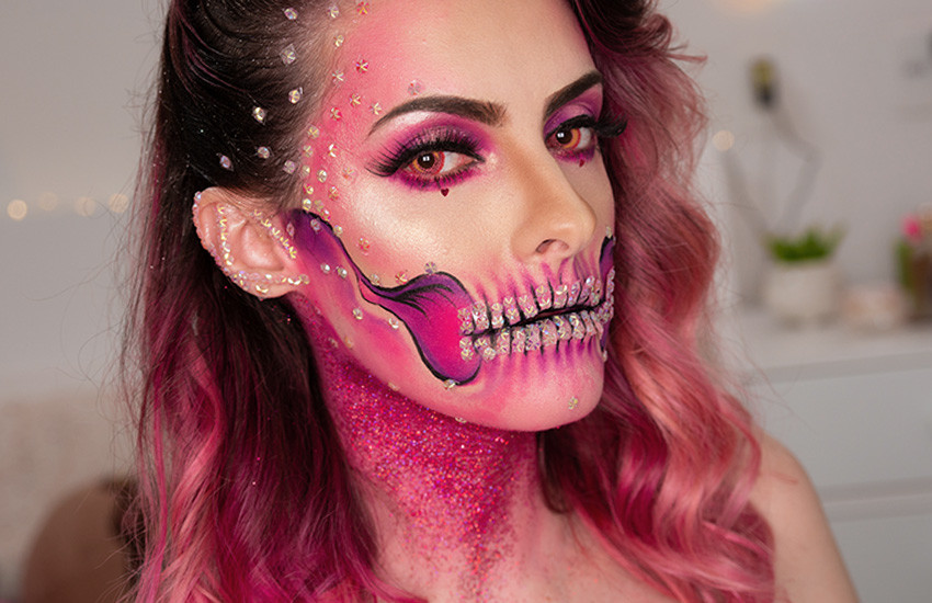 make-halloween-caveira-pink2