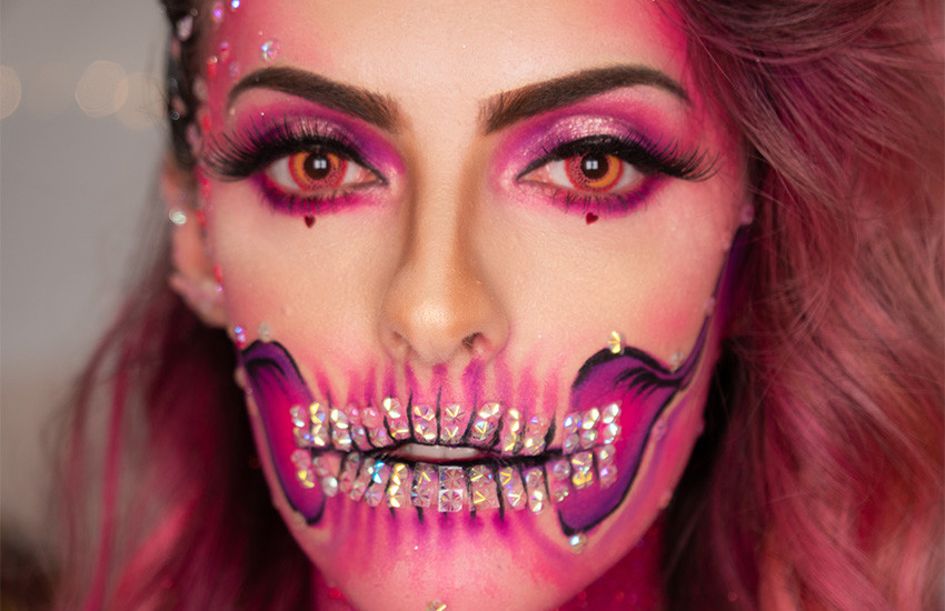 make-halloween-caveira-pink9