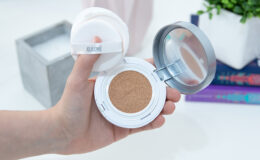 Resenha: Base Flawless Skin Cushion da Klasmé
