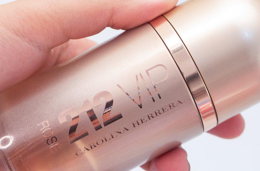 Perfume 212 Vip Rosé – Carolina Herrera