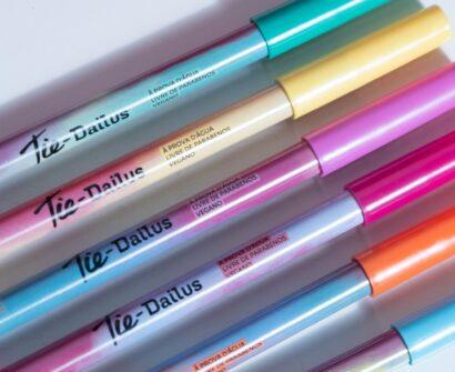 Lápis Colorido Tie-Dailus!
