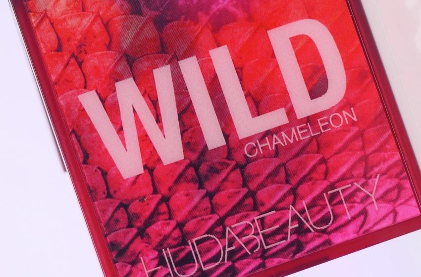 Swatches da coleção de paletas wild – huda beauty